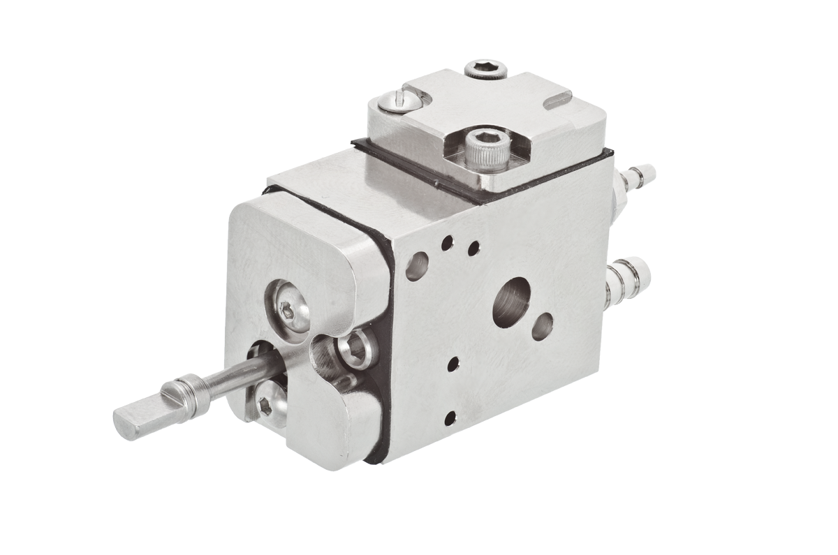 Century II Style Control Block Assembly